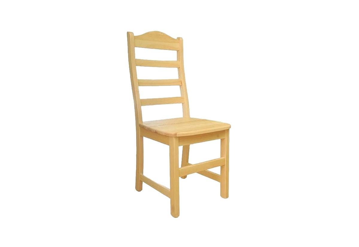 Dřevěná židle AC, borovice