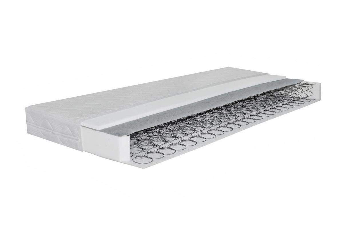 Pružinová matrace DEDAL, 140x200x16 cm