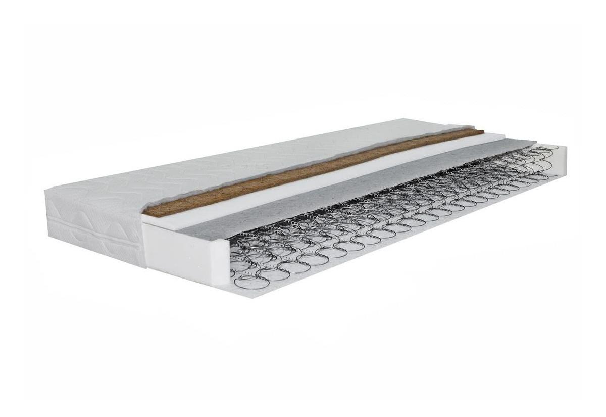 Pružinová matrace IKAR, 140x200x16 cm