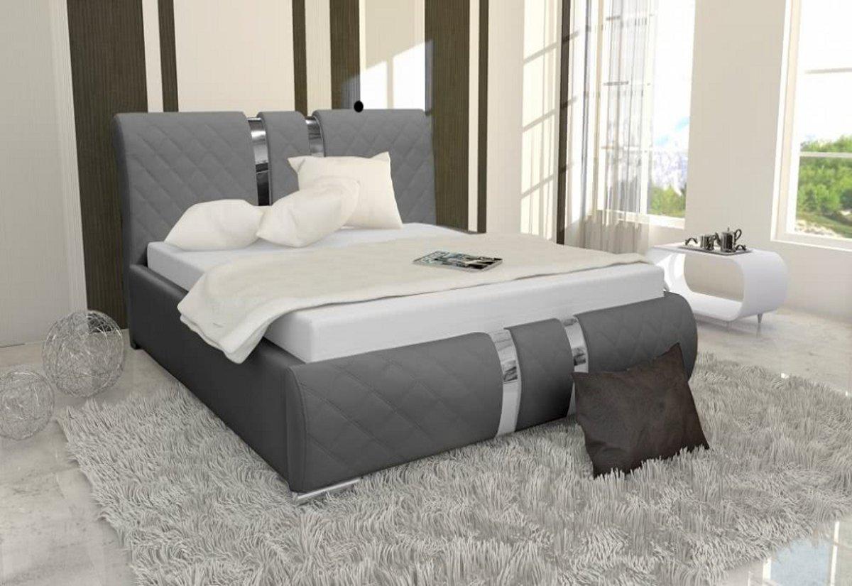 Čalouněná postel NIKO, 140x200, madryt 190