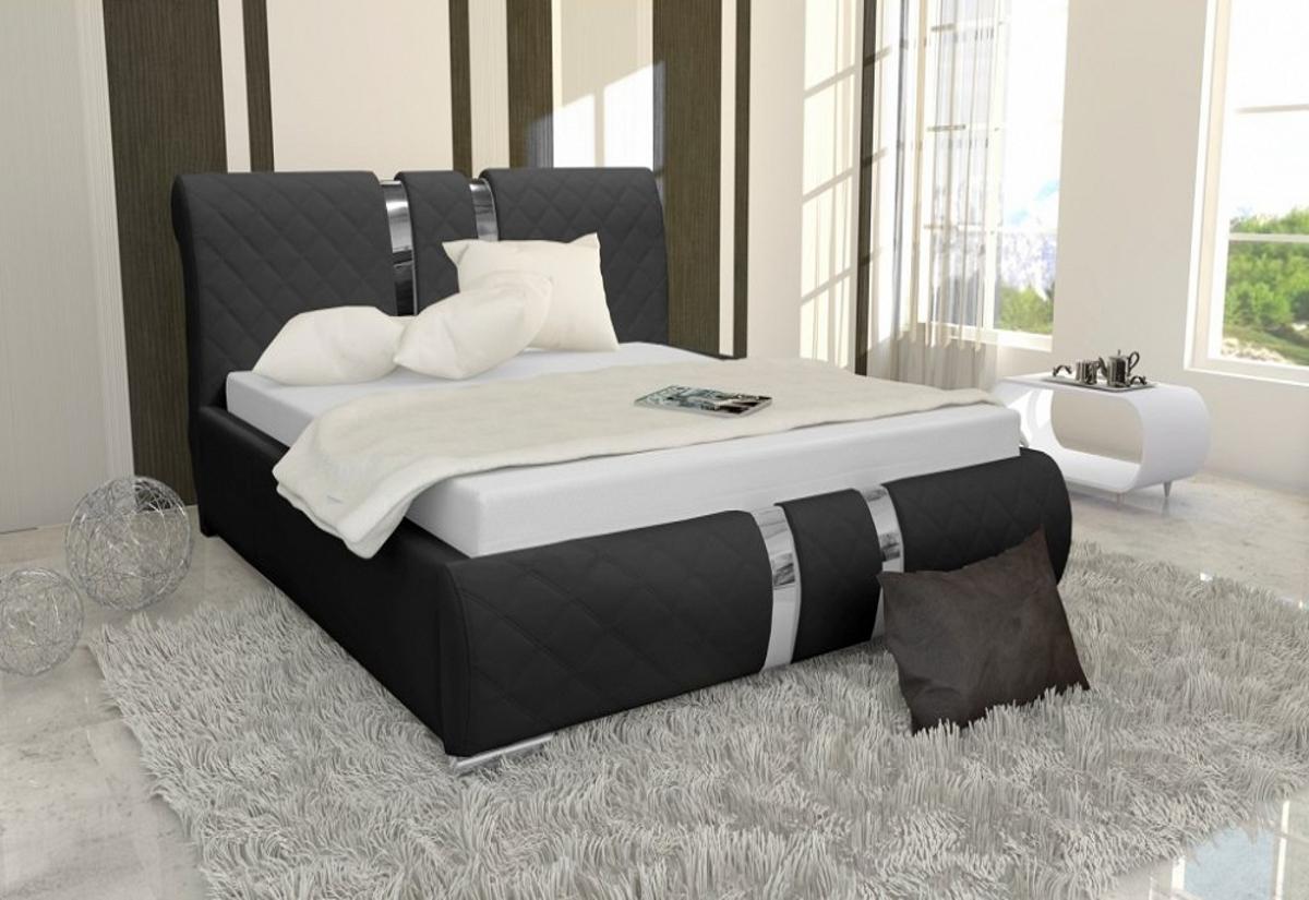 Čalouněná postel NIKO, 200x200, madryt 1100
