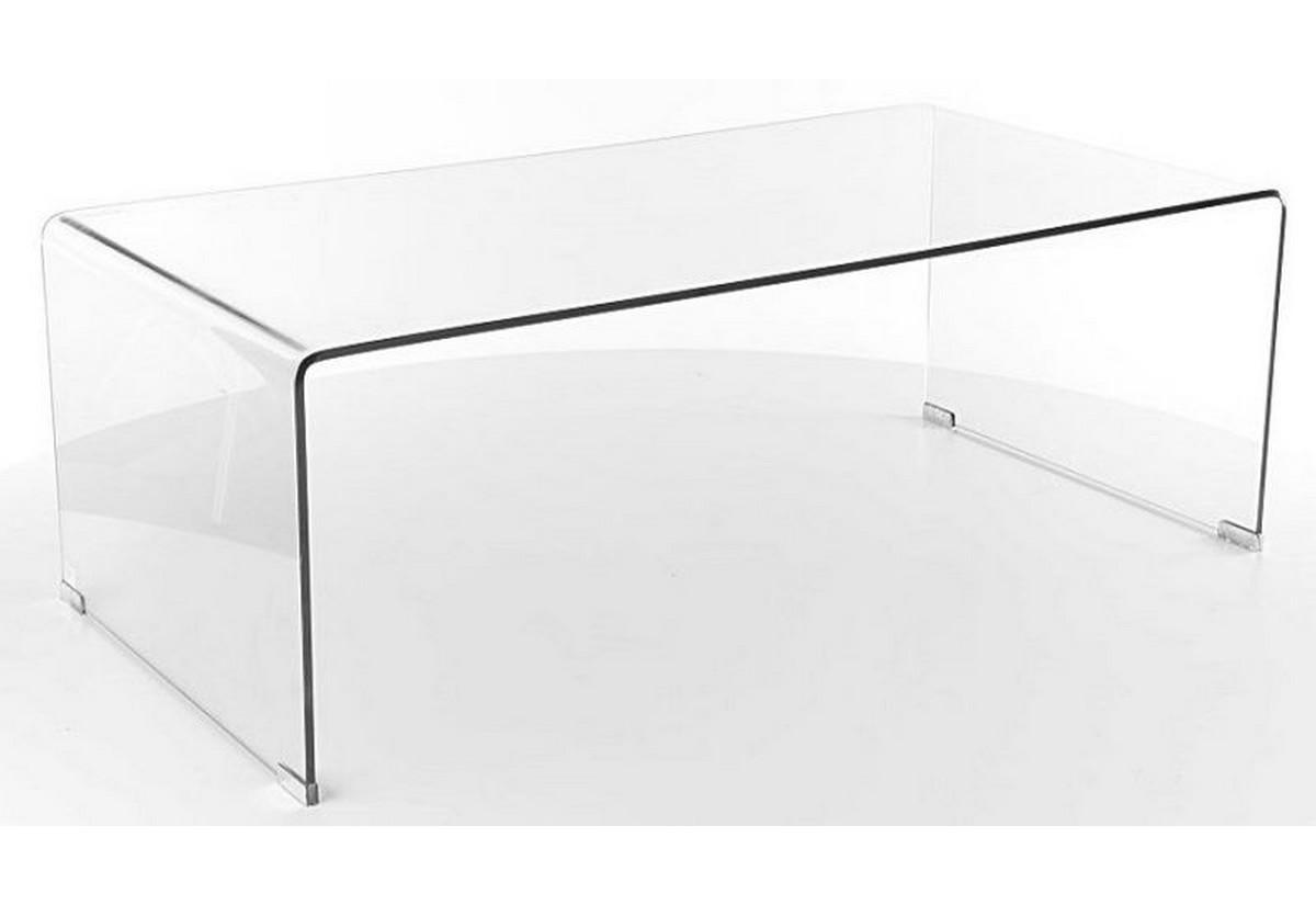 Konferenční stolek PRIAM A, 120x42x60, sklo